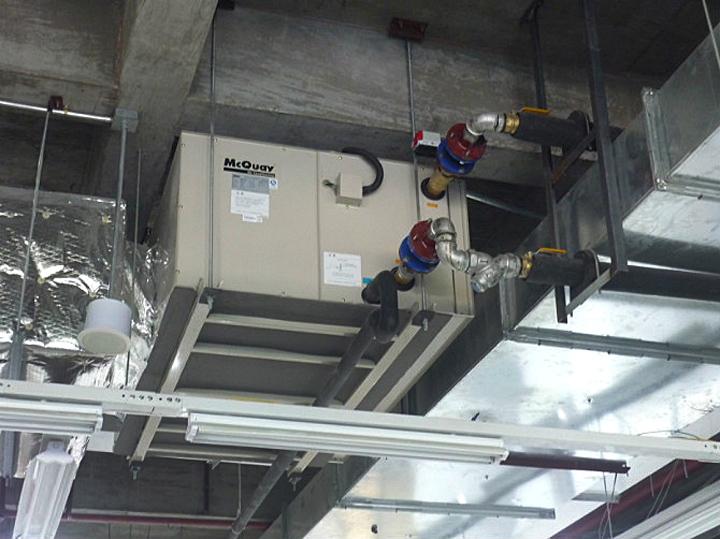 空调压机接线图解